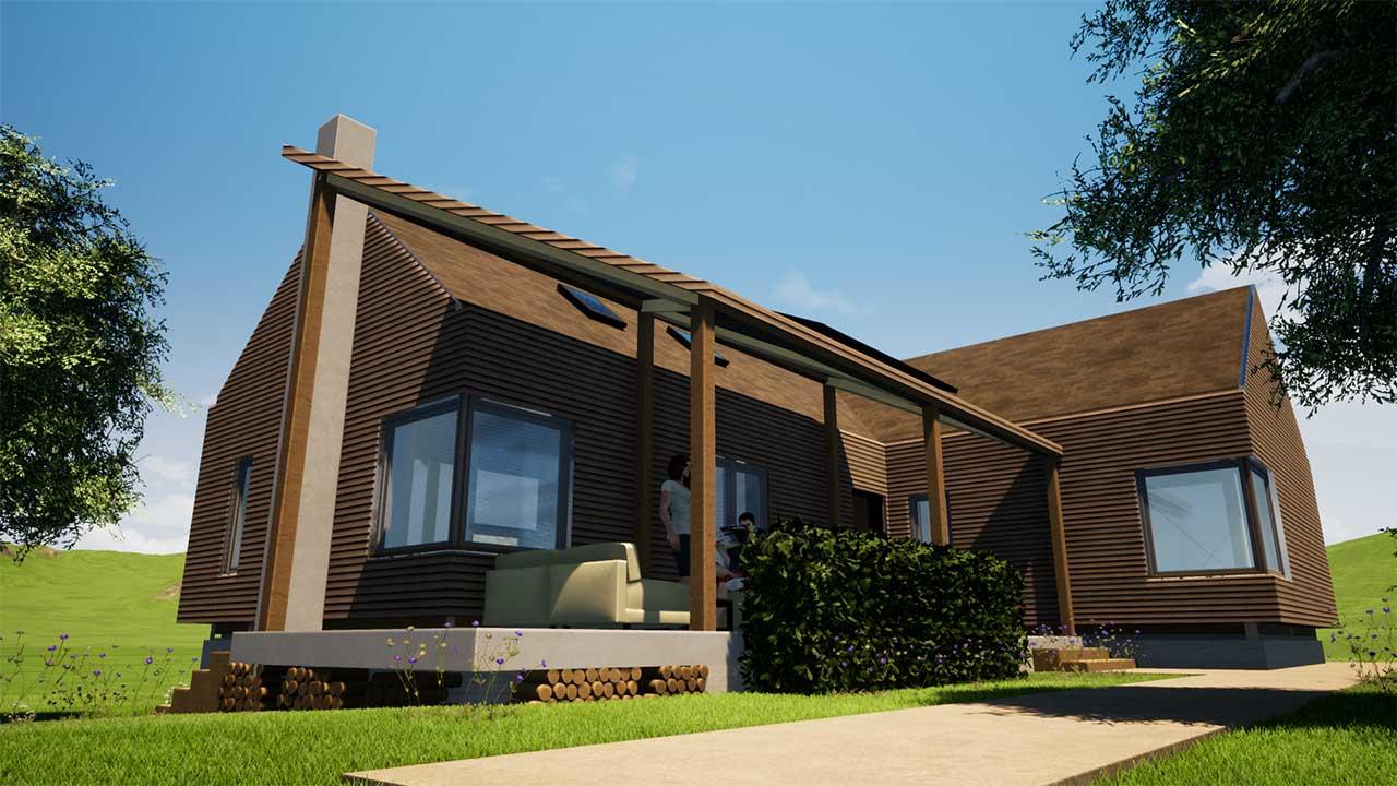 croatia earthquake proof model house