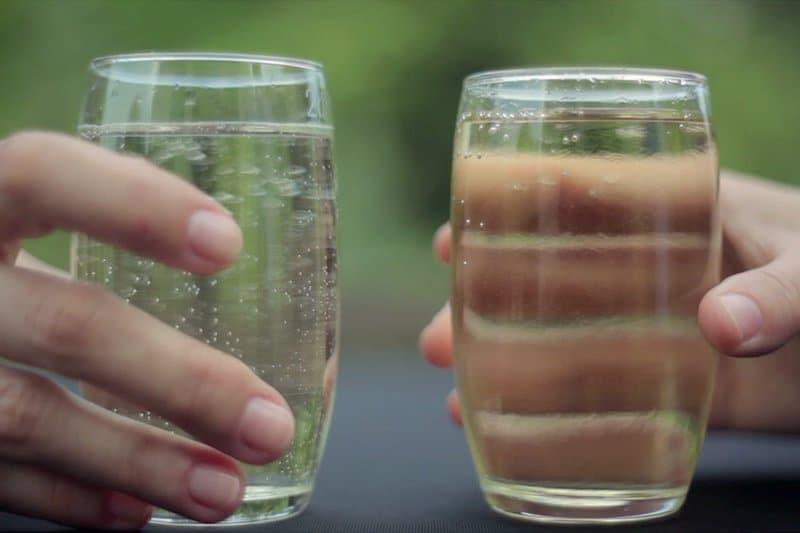 watered wine Croatia
